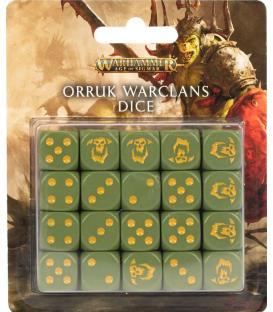 Warhammer Age of Sigmar: Orruk Warclans (Dados)