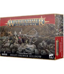 Warhammer Age of Sigmar: Orruk Warclans (Beast-Skewer Killbow)