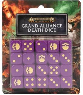 Warhammer Age of Sigmar: Grand Alliance Death (Dados)
