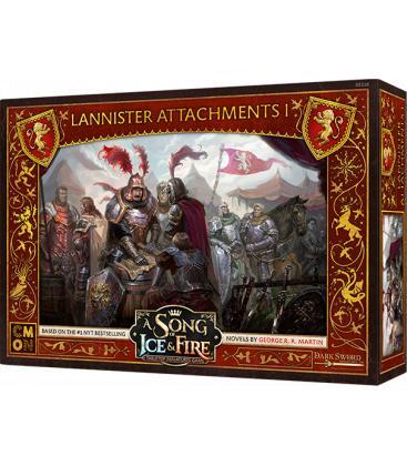 Canción de Hielo y Fuego: Vínculos Lannister I