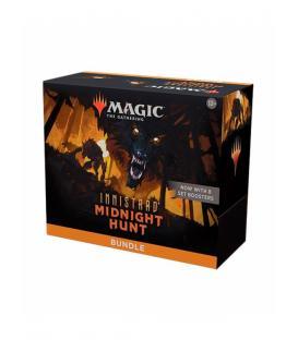 Magic the Gathering: Innistrad - Cacería de Medianoche (Bundle) (Inglés)