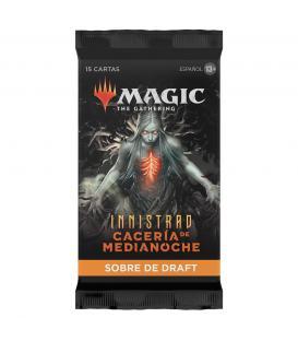 Magic the Gathering: Innistrad - Cacería de Medianoche (Sobre Draft)
