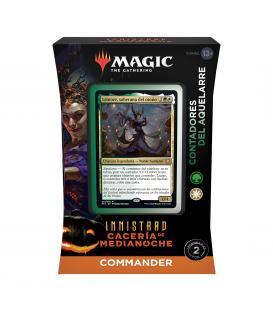 Magic the Gathering: Innistrad - Cacería de Medianoche - Mazo Commander (Contadores del Aquelarre)