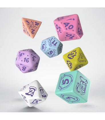 Q-Workshop: My Very First Dice Set (Little Berry)