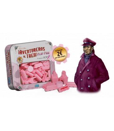 ¡Aventureros al Tren!: Play Pink