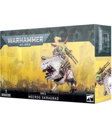 Warhammer 40,000: Orks (Mozrog Skragbad)