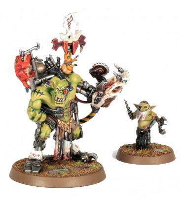 Warhammer 40,000: Orks (Painboss)