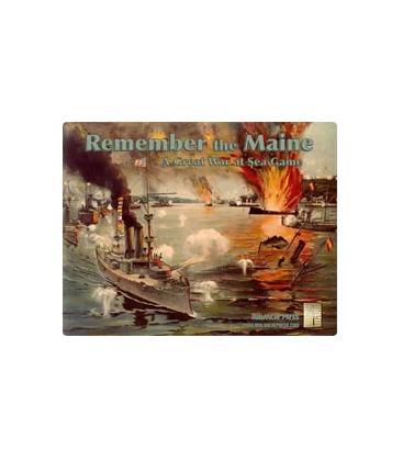 Great War at Sea: Remember the Maine (en Bolsa) (Inglés)