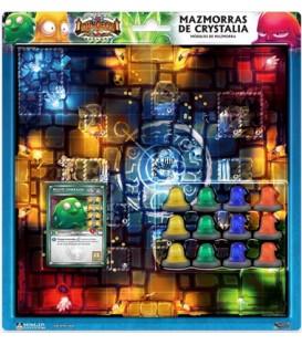 Super Dungeon Explore: Mazmorras de Crystalia (Módulos de Mazmorra)