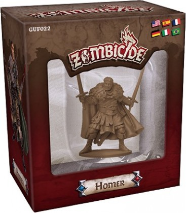 Zombicide Black Plague: Homer