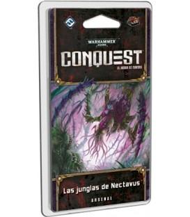 Warhammer 40.000: Conquest - Las Junglas de Nectavus / Mundo Letal 1