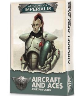 Aeronautica Imperialis: Aircraft and Aces (Asuryani Cards)