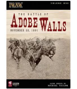 The Battle of Adobe Walls: November 25, 1864 (Inglés)