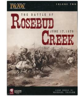 The Battle of Rosebud Creek: June 17, 1876 (Inglés)
