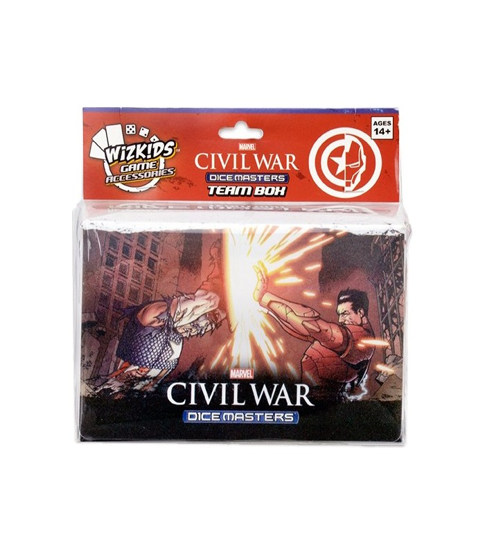 Dice Masters: Civil War (Team Box)