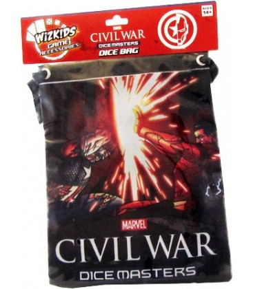 Dice Masters: Civil War (Dice Bag)