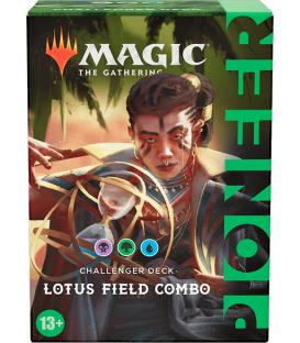 Magic the Gathering: Challenger Deck 2021 - Pioneer (Lotus Field Combo)