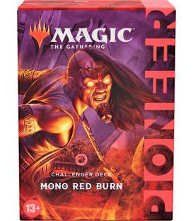 Magic the Gathering: Challenger Deck 2021 - Pioneer (Mono Red Burn)
