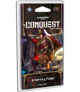 Warhammer 40.000: Conquest - A Hierro y Fuego / Mundo Letal 3