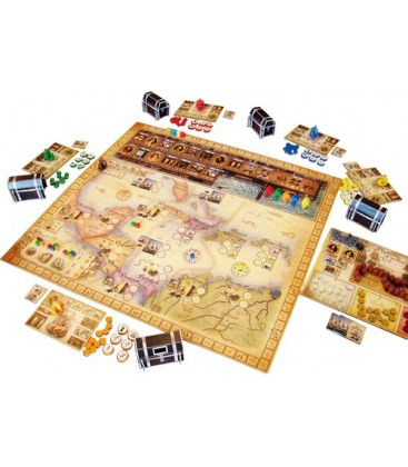 Francis Drake: The Expansions (Inglés)