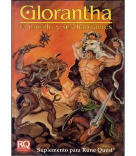 RuneQuest: Glorantha - El Mundo y sus Habitantes
