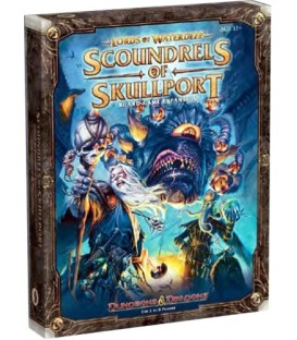 Lords of Waterdeep: Scoundrels of Skullport (Inglés)
