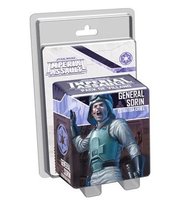 Star Wars Imperial Assault: General Sorin