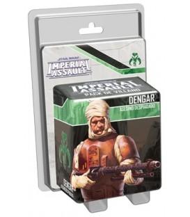 Imperial Assault: Dengar (Asesino Despiadado)