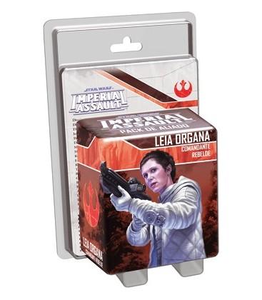 Star Wars Imperial Assault: Leia Organa