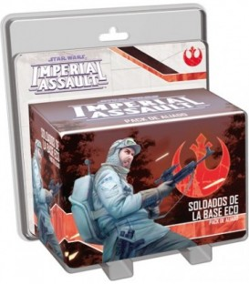 Star Wars Imperial Assault: Soldados de la Base Eco