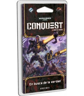 Warhammer 40.000: Conquest - En Busca de la Verdad / Mundo Letal 4