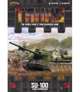 Tanks: Soviet SU-100