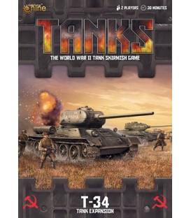 Tanks: Soviet T-34