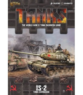 Tanks: Soviet IS-2