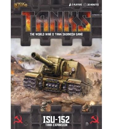 Tanks: Soviet ISU-152