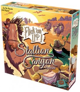 Flick' em Up: Stallion Canyon (Inglés)