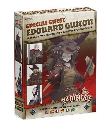 Zombicide Black Plague: Special Guest Edouard Guiton