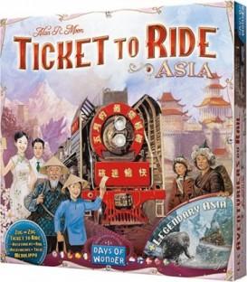 ¡Aventureros al Tren! Asia