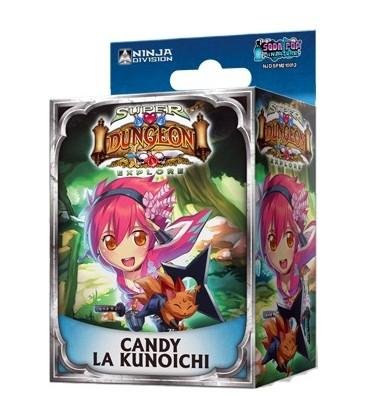 Super Dungeon Explore: Candy la Kunoichi