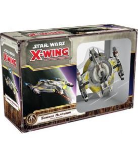 Star Wars X-Wing: Sombra Alargada