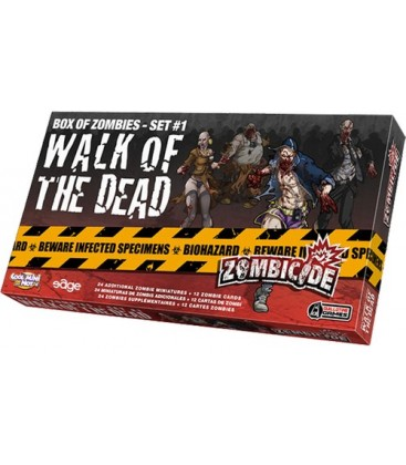 Zombicide Set 1: Walk of the Dead 1