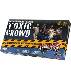 Zombicide Set 2: Toxic Crowd