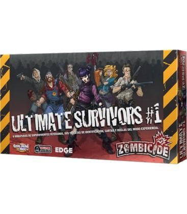 Zombicide: Ultimate Survivors 1