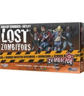 Zombicide Set 7: Lost Zombivors