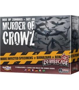 Zombicide Set 8: Murder of Crowz