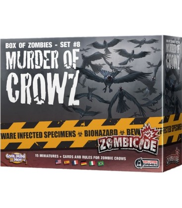 Zombicide Set 8: Murder of Crowz