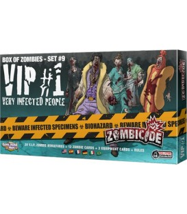 Zombicide VIP: Very Infected People 1