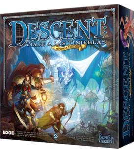 Descent: Viaje a las Tinieblas (2ª Edición)
