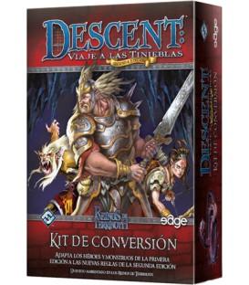 Descent: Kit de Conversión