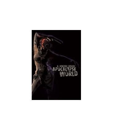 Apocalypse World - Cartoné (Tapa Dura)